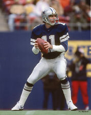 DANNY WHITE 1994 DALLAS COWBOYS 8X10 PHOTO