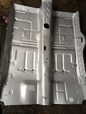 Escort MK1 Full Floor Floorpan FLOOR c/with Tunnel, fits1968-75 Seat Brace