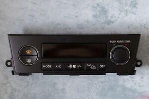 Subaru Liberty Outback Gen 4 AC & Heater Control Panel (Facia Fitting)