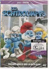 """DVD """"LES SCHTROUMPFS""""   NEUF SOUS BLISTER"""