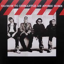 U2 How to Dismantle an Atomic Bomb - 2004 UK Vinyl LP U214