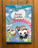 Luv Me Buddies Wonderland (Nintendo Wii U) Version FAH - NEUF / SCELLÉ