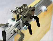 Guide Track Type Dowel Jig Joinery Drilling System Diy wooden cabinet furniture