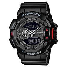 G-shock Casio Armbanduhr Ga-400-1ber Anadigi Herrenuhr