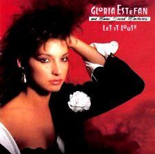 """GLORIA ESTEFAN  """"LET IT LOOSE""""PREMIUM QUALITY USED LP (NM/EX)"""