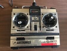 Airtronics Vanguard VG4R 4-Channel 72 MHz FM Radio Transmitter