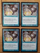 Magic The Gathering Cards - Scourge - Long Term Plans x 4