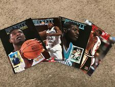 Vintage BECKETT BASKETBALL MONTHLY Lot of 4 Issues Sports Card Price Guide 1992