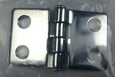 """Stainless Steel Stamped Hinge, Mid Barrel, 2.25"""" x 1.50"""" 304SS  (SSHN66006-MID)"""