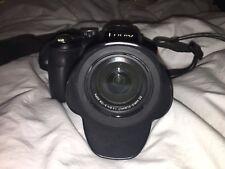 Panasonic LUMIX DMC-FZ200 12.1MP Cámara digital-Negra (Kit con lente de 25-600 Mm)