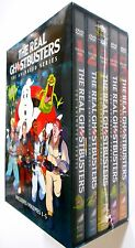 The Real Ghostbusters The Animated Series Volume 1-5 DVD Complete BRAND NEW