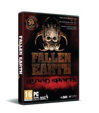 Pièges Earth Blood Sports PC JEU