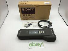 New Listinggenuine Sony Dsg 10 Display Signal Generator No Power Supply Free Sh