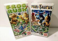 LEGO GAMES FROG RUSH (3854) & MINI TAURUS (3864)