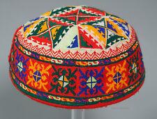 hand embroidered Women's Caps and Ceremonial Headdress Gilgit-Baltistan No:21/K
