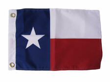 "12"" X 18"" 12x18 Texas Boat Flag State of Texas Boat Car Bike FAST USA SHIPPING"