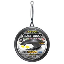 """Granite Rock 10"""" Non-Stick Ultra Durable Scratch-Resistant Frying Pan – NEW!"""