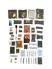 NEW DUTCH (NETHERLANDS, HOLLAND) MRE, RATION, ARMY, EMERGENCY, SURVIVAL FOOD