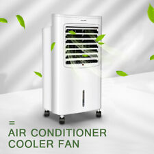 8L Portable Air Fan Air Cooler Evaporative Water Humidifier Wind Timer Room Us