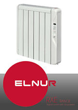 Elnur RX6E 750W Dry Technology Electric Radiator No Oil Digital & Programmable