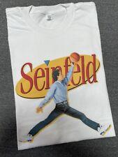 Seinfeld T-Shirt Vintage 90s Comedy Tv Show Kramer T-shirt Sizes S - Xl