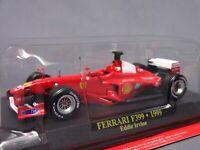 Ferrari Collection F1 F399 1999 Eddie 1/43 Scale Mini Car Display Diecast 17