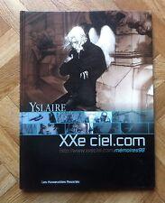 XXE CIEL.COM MEMOIRES 98 NOUVELLE COUVERTURE YSLAIRE  BE (B23)
