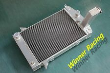 FIT TRIUMPH TR2/TR3/TR3A/TR3B MT 1953-1957 ALUMINUM ALLOY RADIATOR 56MM