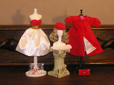Barbie Silken Flame Red Flare Vintage REPRODUCTION Doll Clothes fit Silkstone