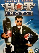 SEALED NEW DVD charlie sheen in HOT SHOTS comedy film movie
