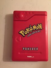 VINTAGE Tiget Electronic Pokemon Pokedex c. 1995