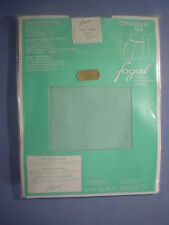 Fogal Style 108 Opaque Nylon Pantyhose Size Large in Baikal