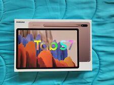 Samsung Galaxy Tab S7-MYSTIC BRONZE