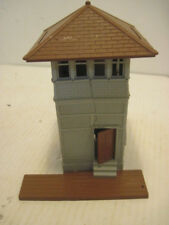 OLD TYCO TRAIN TOWER  HO SCALE MODEL R.R. BUILDING BACHMANN SWITCH TOWER