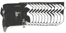 Black XS for Him by Paco Rabanne EDT Spray Vials Pack. Lot of 12 in Sealed Bag