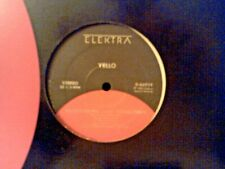 "Yello 12"" single Vicious Games 1985 Vocal Remix 6.45 Vocal Edit 3.38/ Instr 4.06"