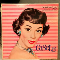 "GISELE MacKENZIE - Self Titled (RCA LPM 1790) - 12"" Vinyl Record LP - VG+"