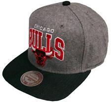 Mitchell & Ness Two Tone Heather Chicago Bulls NBA Snapback Cap EU135