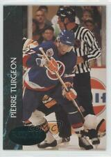 1992-93 Parkhurst Emerald Ice Pierre Turgeon #103