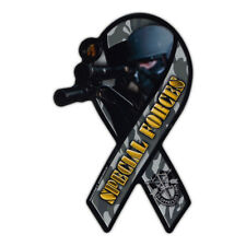 Magnetic Bumper Sticker - Special Forces (SEALS, Rangers) - Pride Magnet