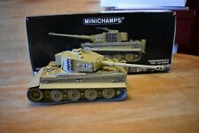 Minichamps 1/35 Die-Cast PanzerKampfWagen VI Tiger I - Late Version IN BOX