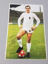 PETER MEYER  Borussia Mönchengladbach 1969 signiert Foto 10x15