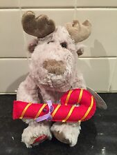 InterContinental Hotel Hong Kong Royal Ambassador Gift - NICI Reindeer Plush Toy