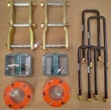 Mitsubishi Triton, Strada, L200, Warrior  Coil- Shackle SUPER LIFT KIT  4-9""