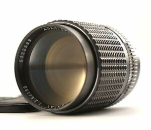 Excellent+++++ SMC PENTAX 135mm f/2.5 MF Portrait Lens For PENTAX K from JAPAN