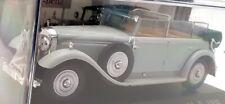 De Agostini 1/43 Scale 2710IR7 - 1932 Mercedes Benz 770 Conv - Silver