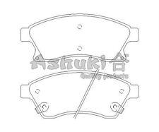 ASHUKI Bremsbelagsatz, Scheibenbremse  Vorderachse Vorne für Opel Astra J