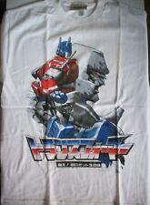 Transformers Optimus Prime Japanese Large Adult Unisex T-Shirt - New