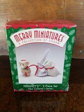 Hallmark Merry Miniatures Herseys 1997