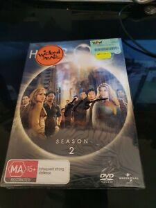 Heroes Season 2 DVD Brand New & Sealed Region 4 PAL free post box set